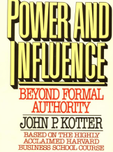 John Kotter Power and Influence